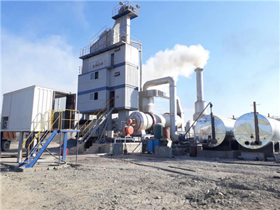 ELB1500 Asphalt Mixing Plant In Pakistan