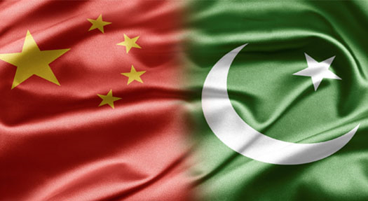 Evergreen Pakistan-China Friendship