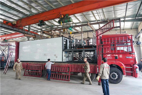 4~6t/h Bitumen Decanting Machine for sale