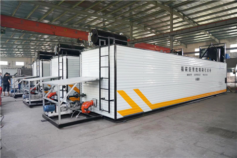 LTT-8H Bitumen Melter With Hydraulic Drum Inverter
