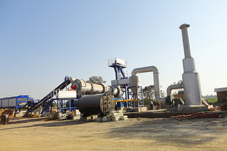 DHB Drum Mix Asphalt  Plant For Sale