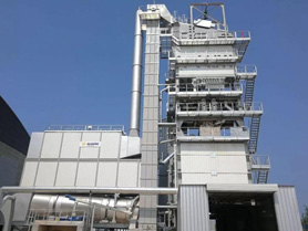 MAT440, used Marini Hot Mix Plant For Sale