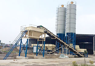 400t/h WMM plant for sale
