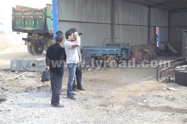 2 sets Pulverized Coal Burner Sent to Thailand