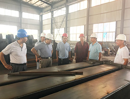 Liaoyuan Machinery Launched Internal Audit on Quality Control