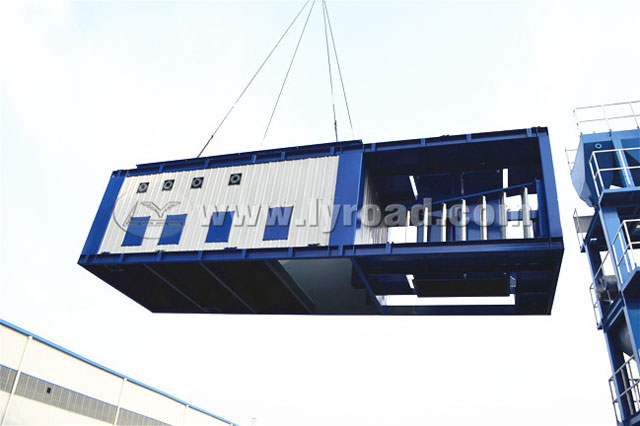 LB1000 Asphalt Plant Transported to Turkmenistan