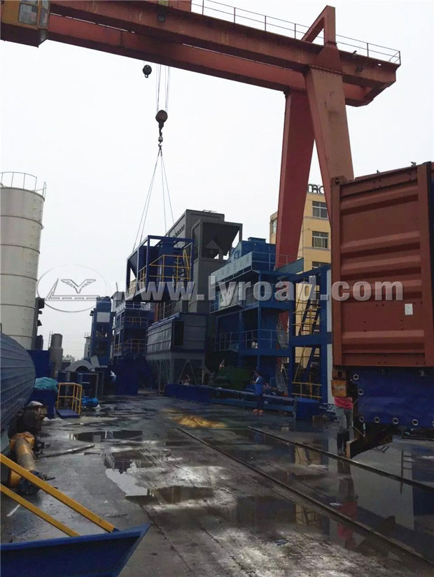 Sichuang Client Bought Another Asphalt Plant