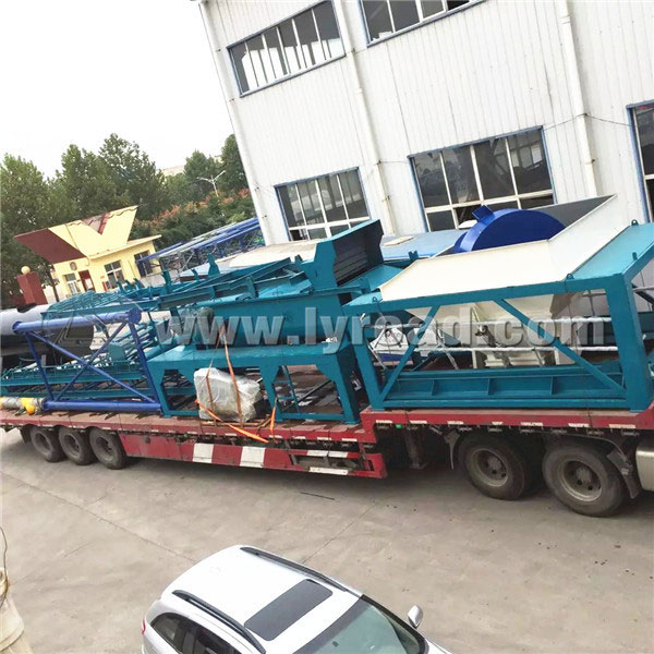 Stabilized Soil Mixing Plant Sold to Sichuan