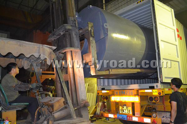 QLB80 Asphalt Plant Shipped To UK