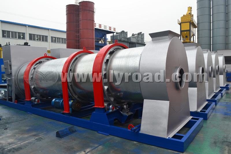 MDHB40 Asphalt Drum Plants on Their way to Client